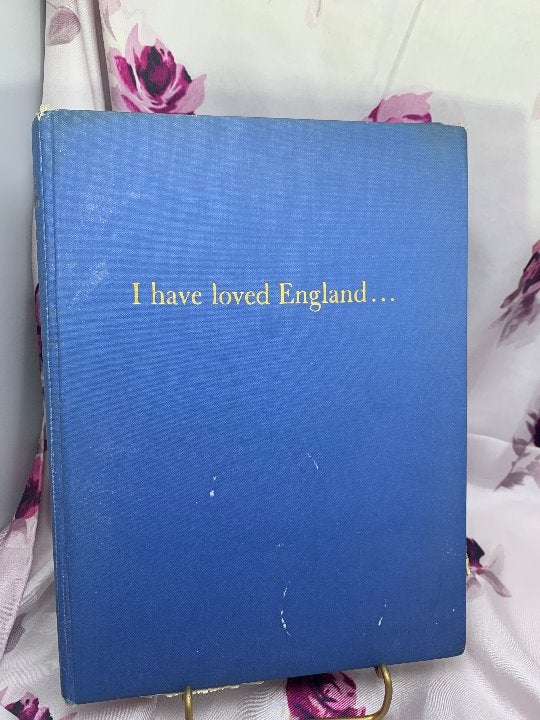 1941 I Have Loved England  Alice Miller