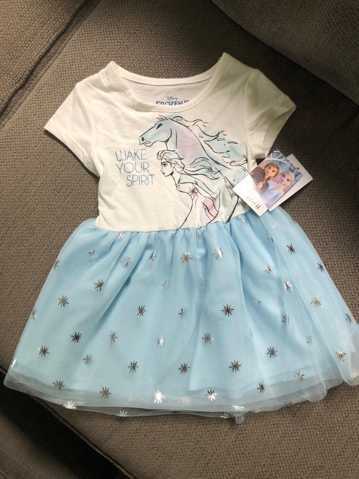 New Disney Frozen Dress