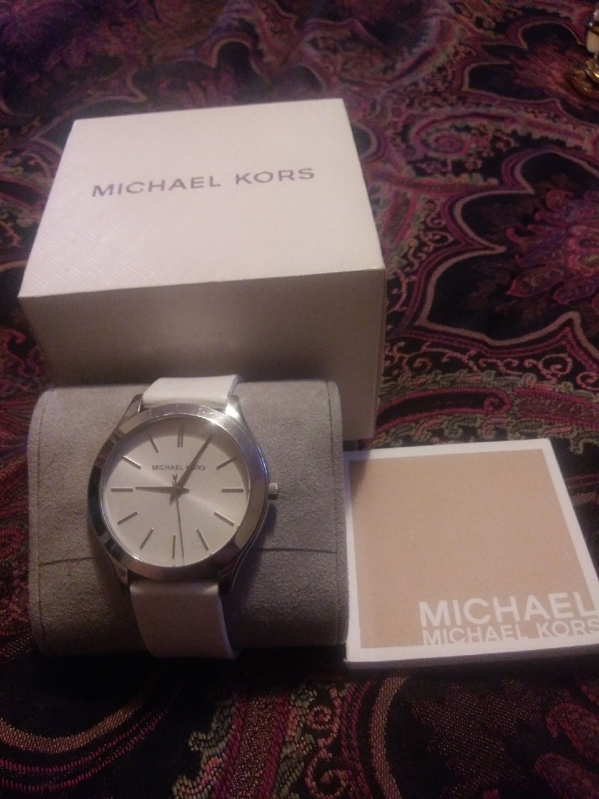 Michael Kors Watch Mk 2508 Like New