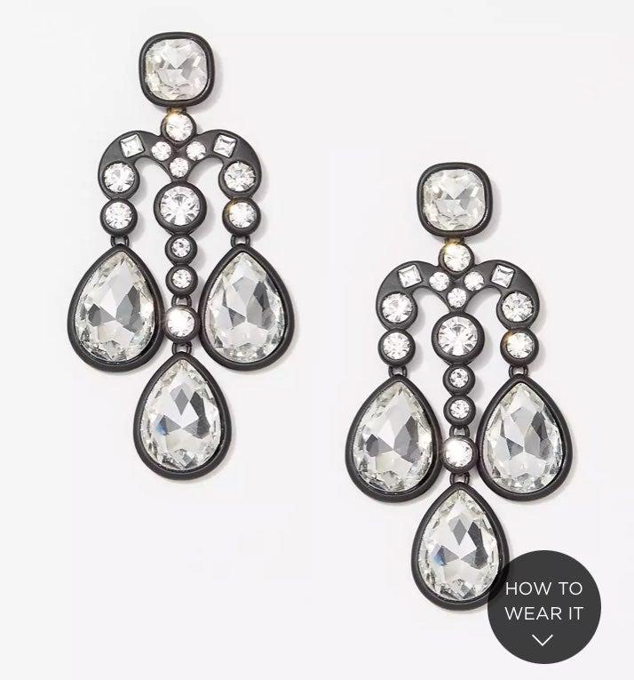 NEW! Loft Stone Drop Earrings