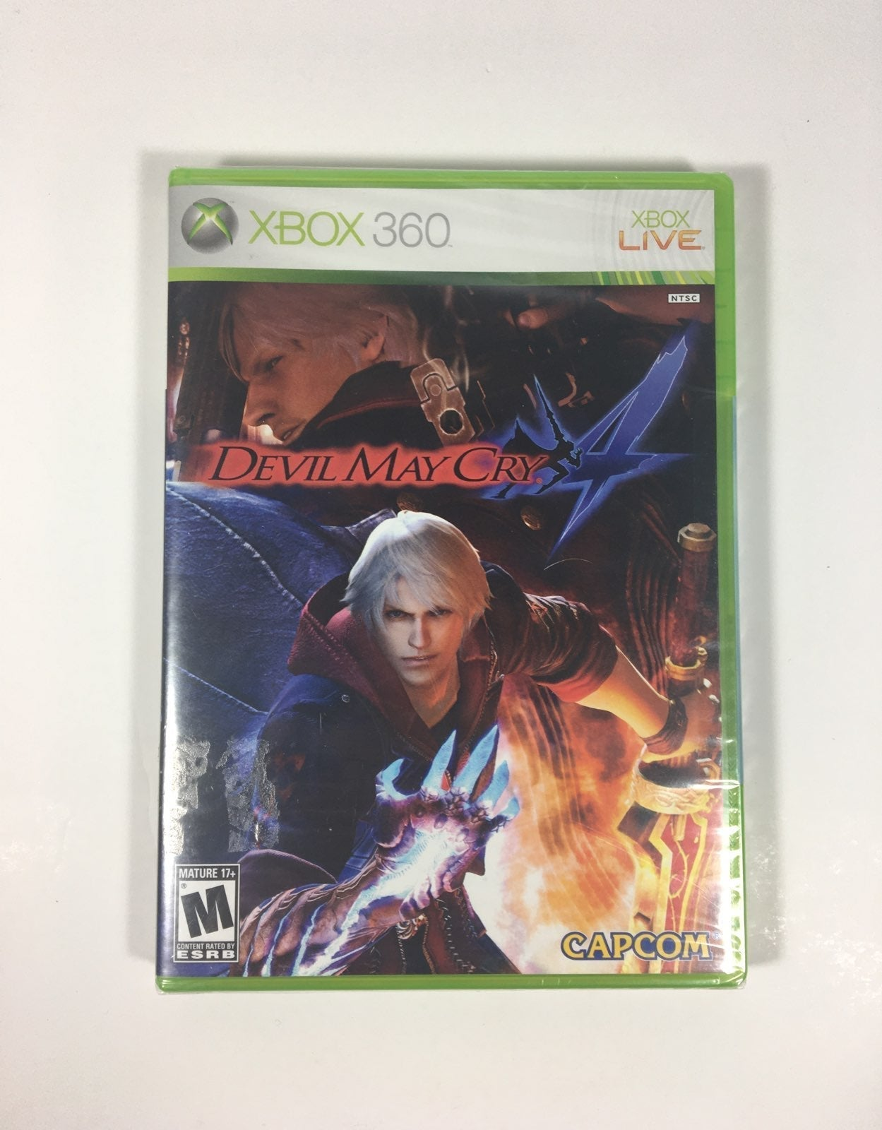 Devil May Cry 4 Sealed (Xbox 360)