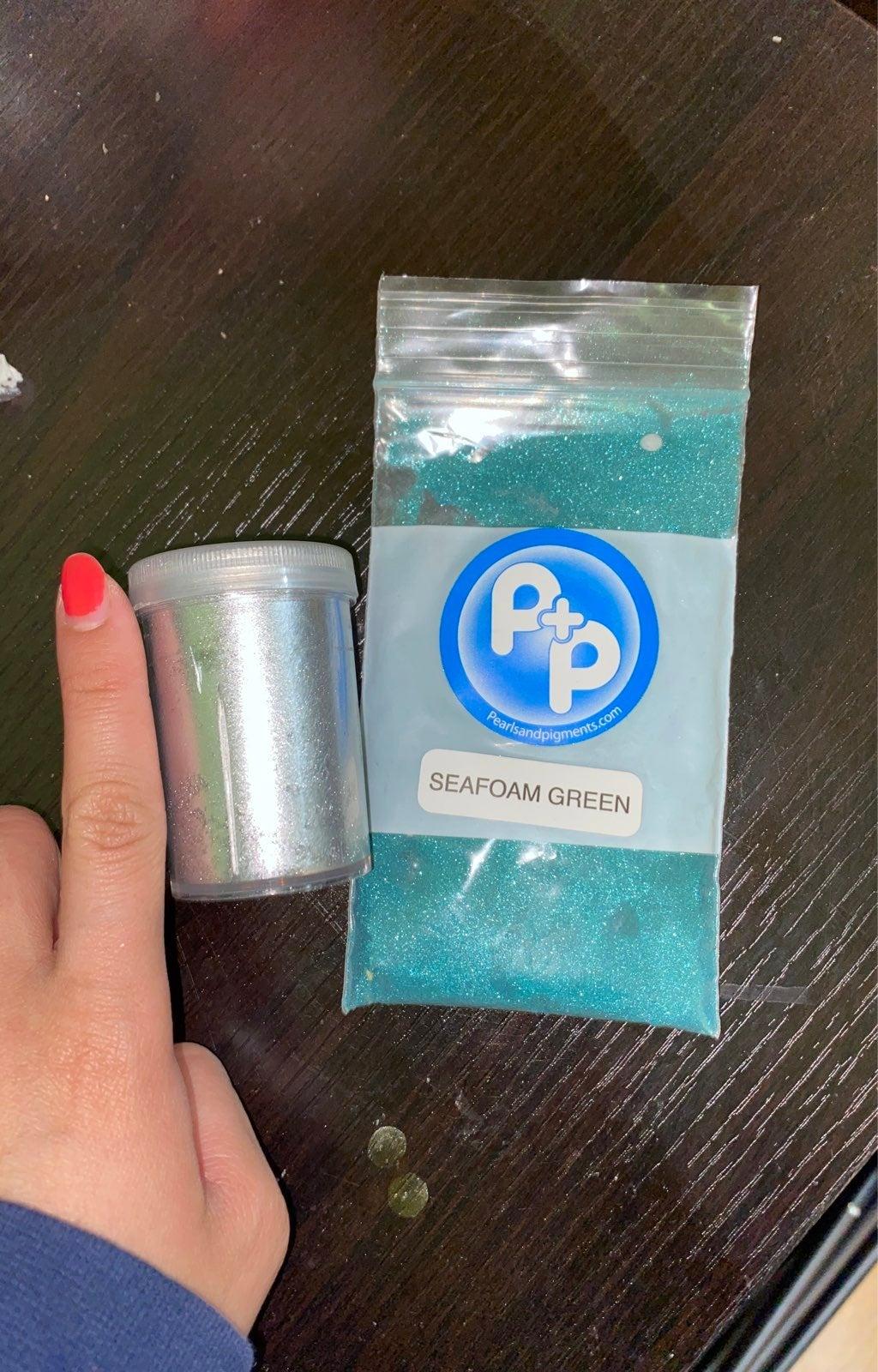 Slime Pigments
