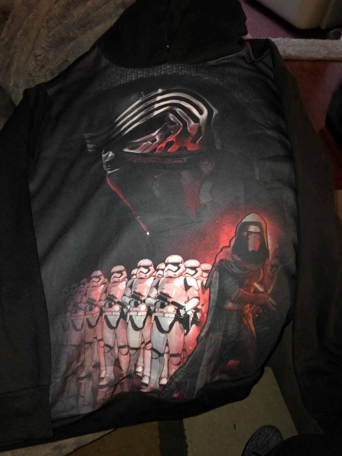 Mens Star Wars hoodie