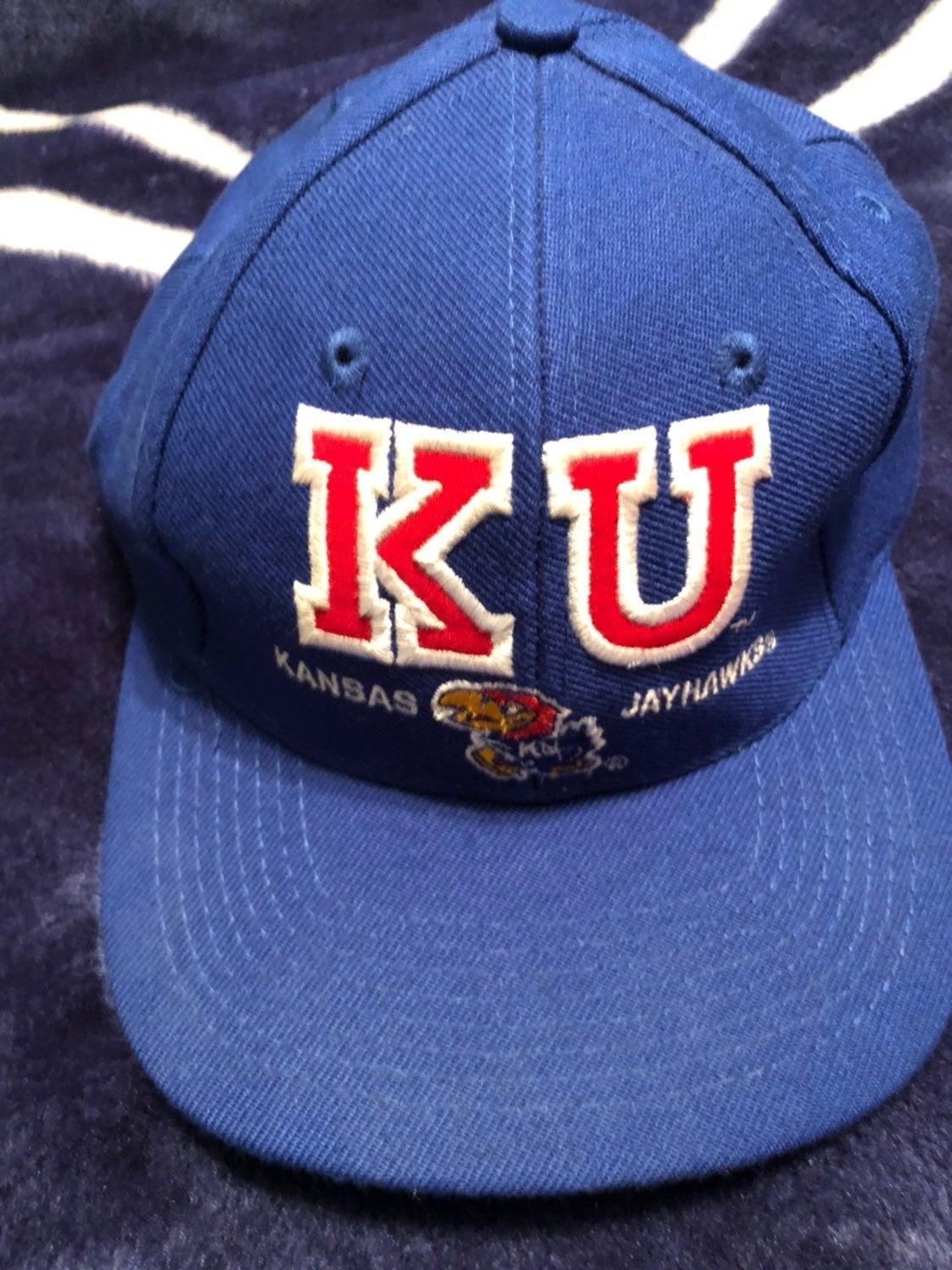Kansas Jayhawks Snapback Hat