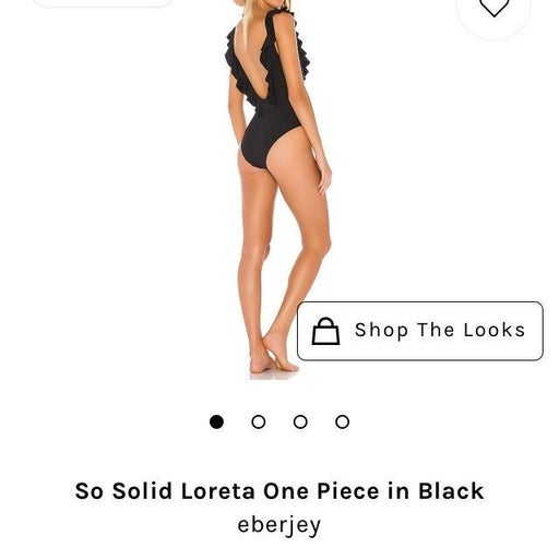 NWT Eberjey loreta swimsuit