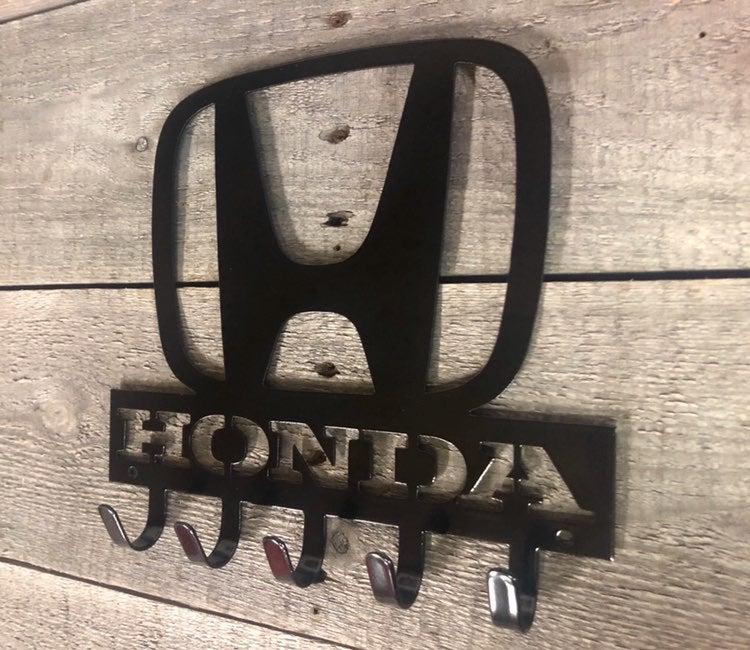 Honda key hook in black