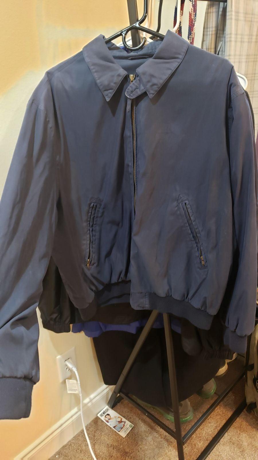 Weatherproof brand mens jacket