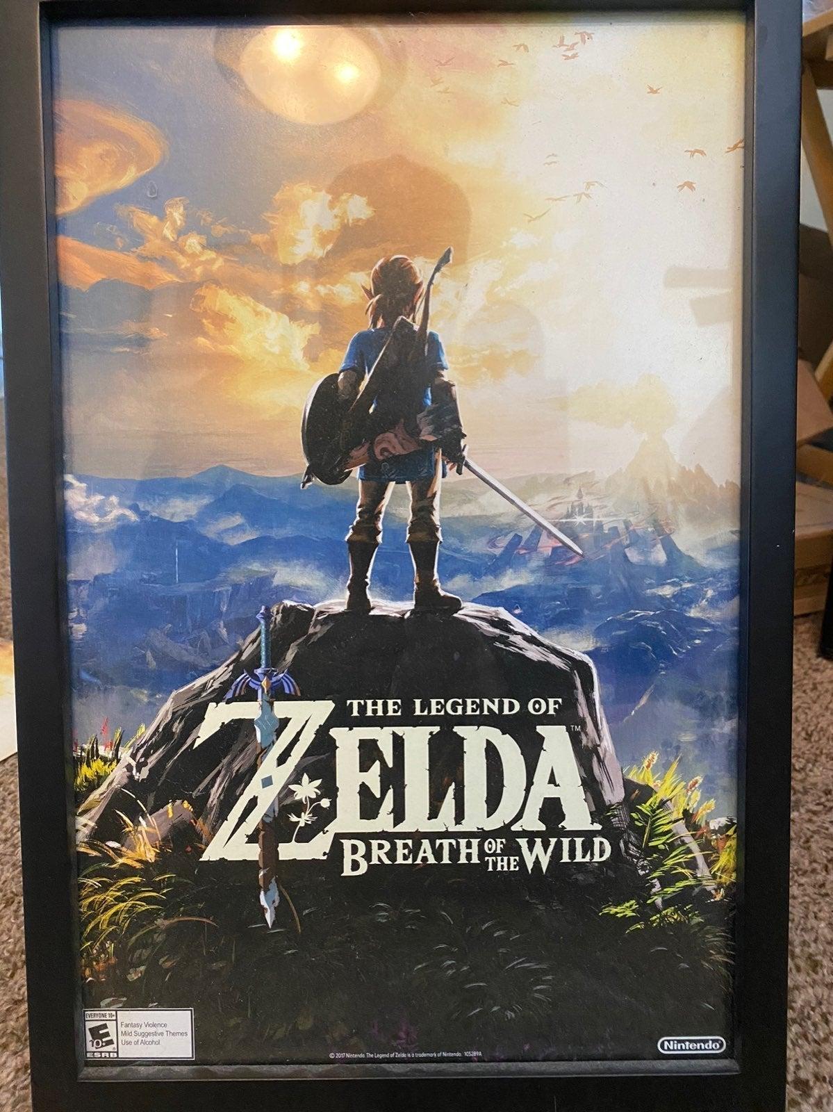 Official Zelda Breath of the Wild Set