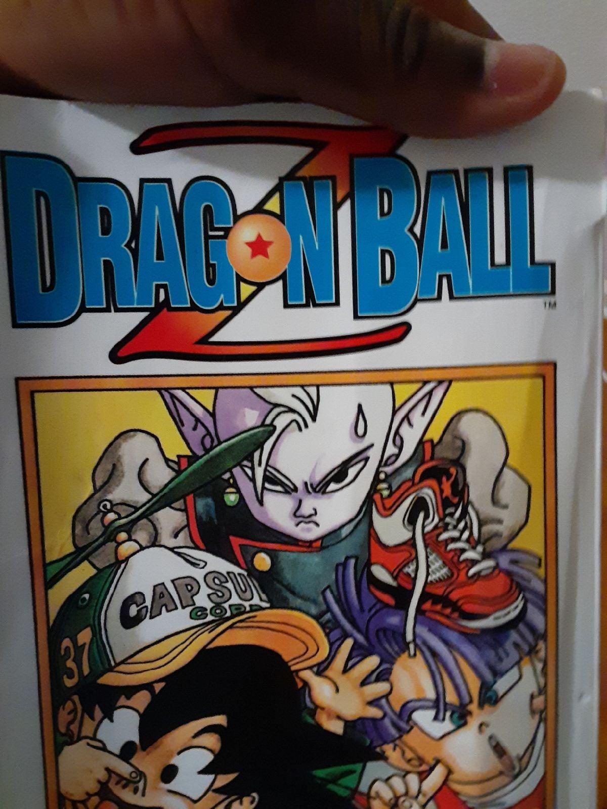 dragonball zbook