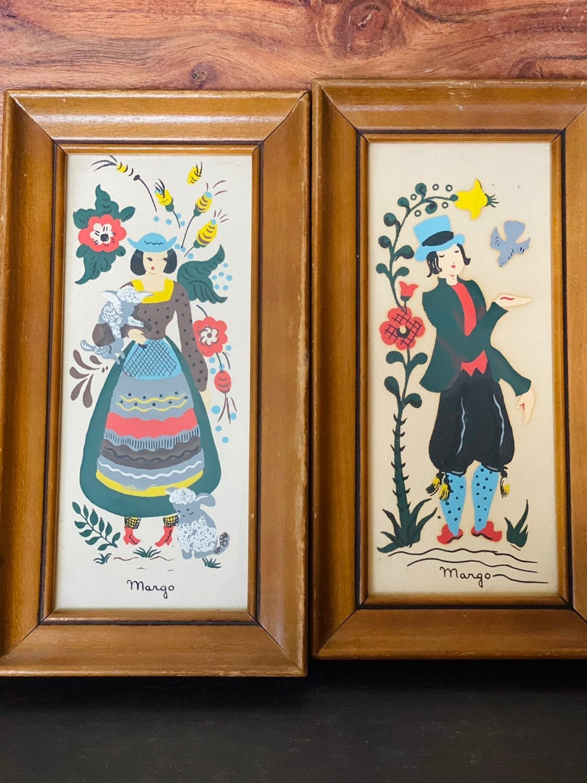 Vintage Folk Art