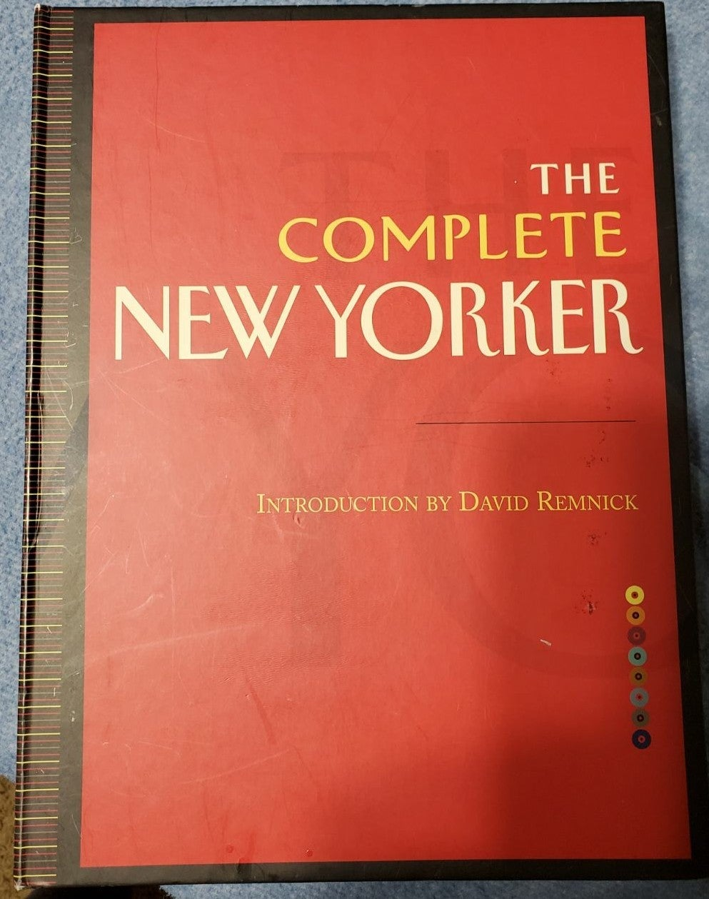 The complete New Yorker Magazine  Cd