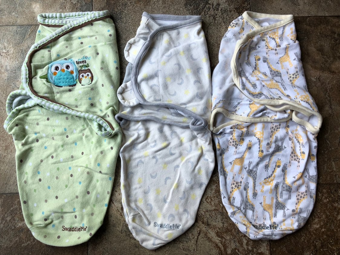 Swaddle summer infant swaddleme