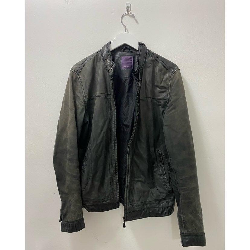 Ted Baker Leather Jacket