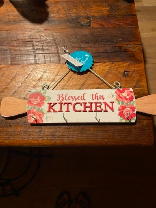 Pioneer Woman kitchen sign