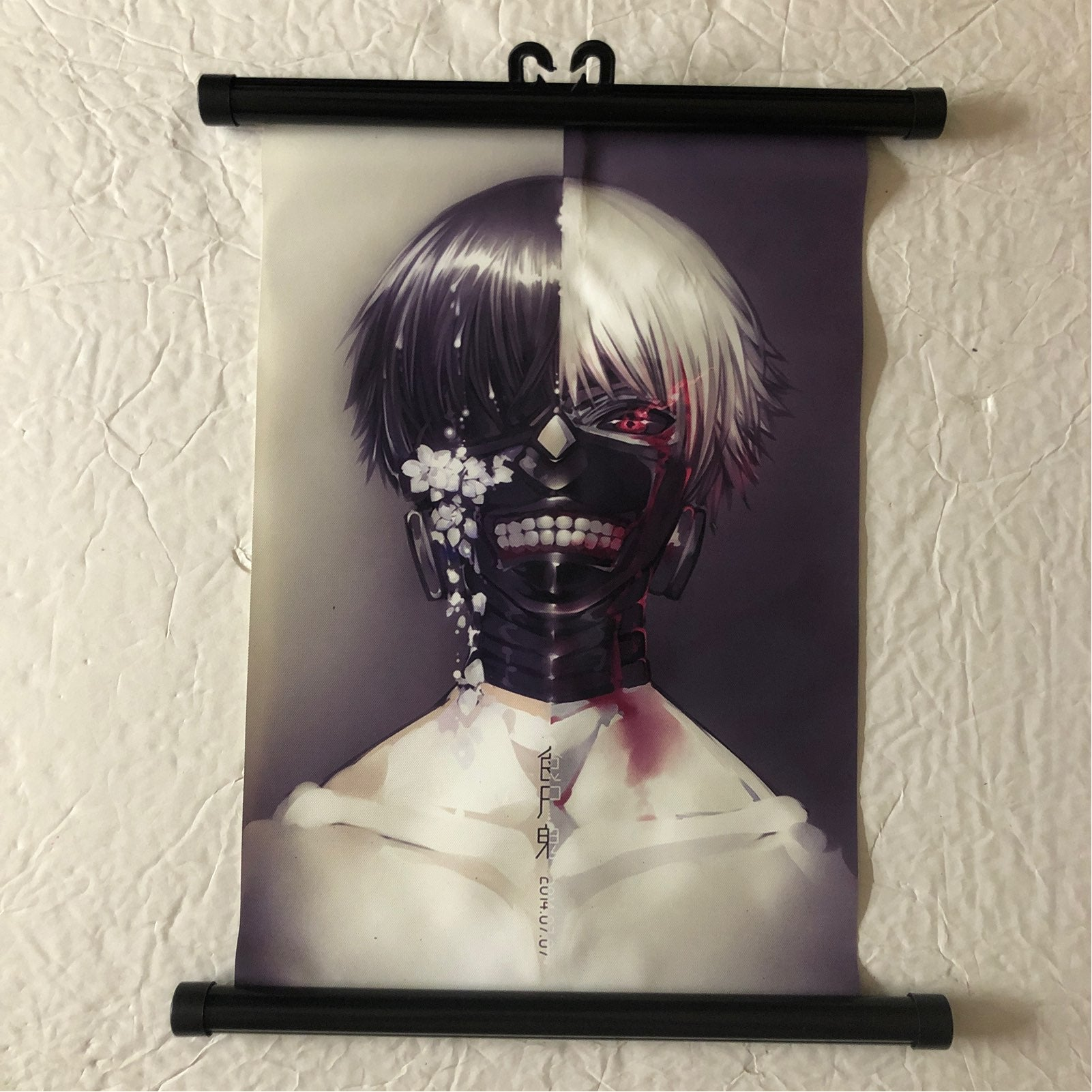 """ANIME 8""""X12"""" CANVAS SCROLL POSTER"""