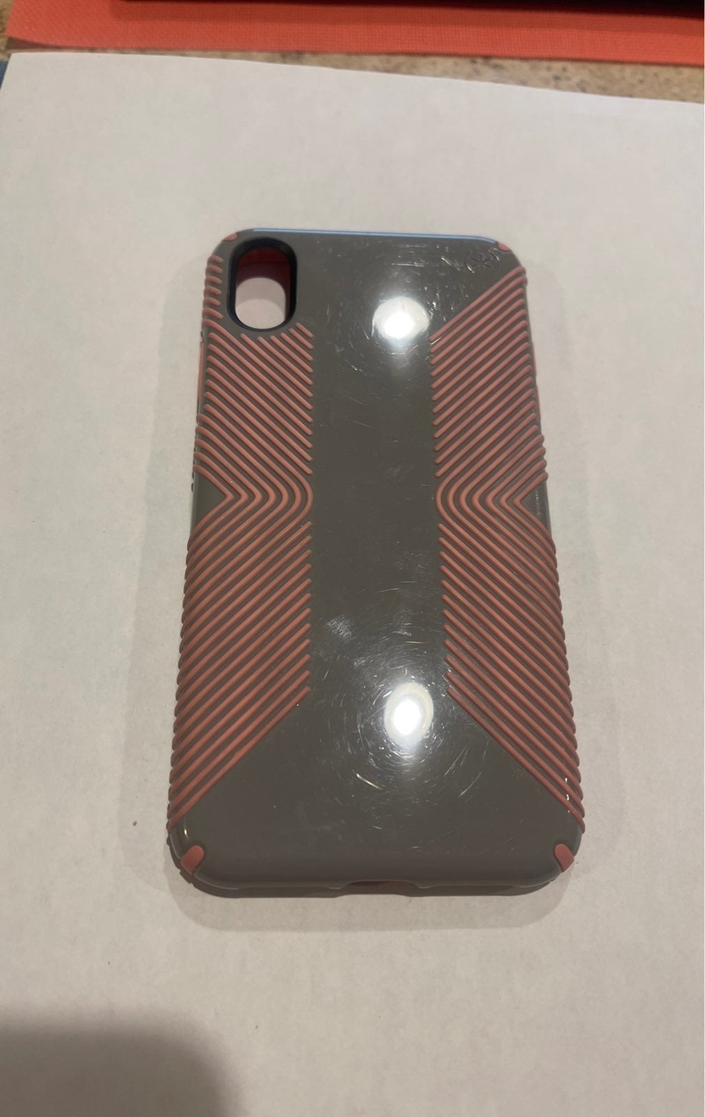 Speck case for iphone XS Max
