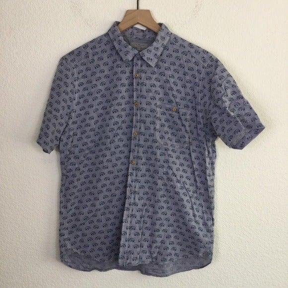 Ted Baker London Button Down Shirt S