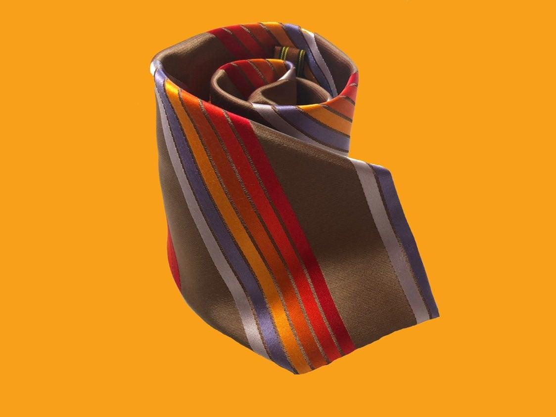 BCBG Silk Tie XL
