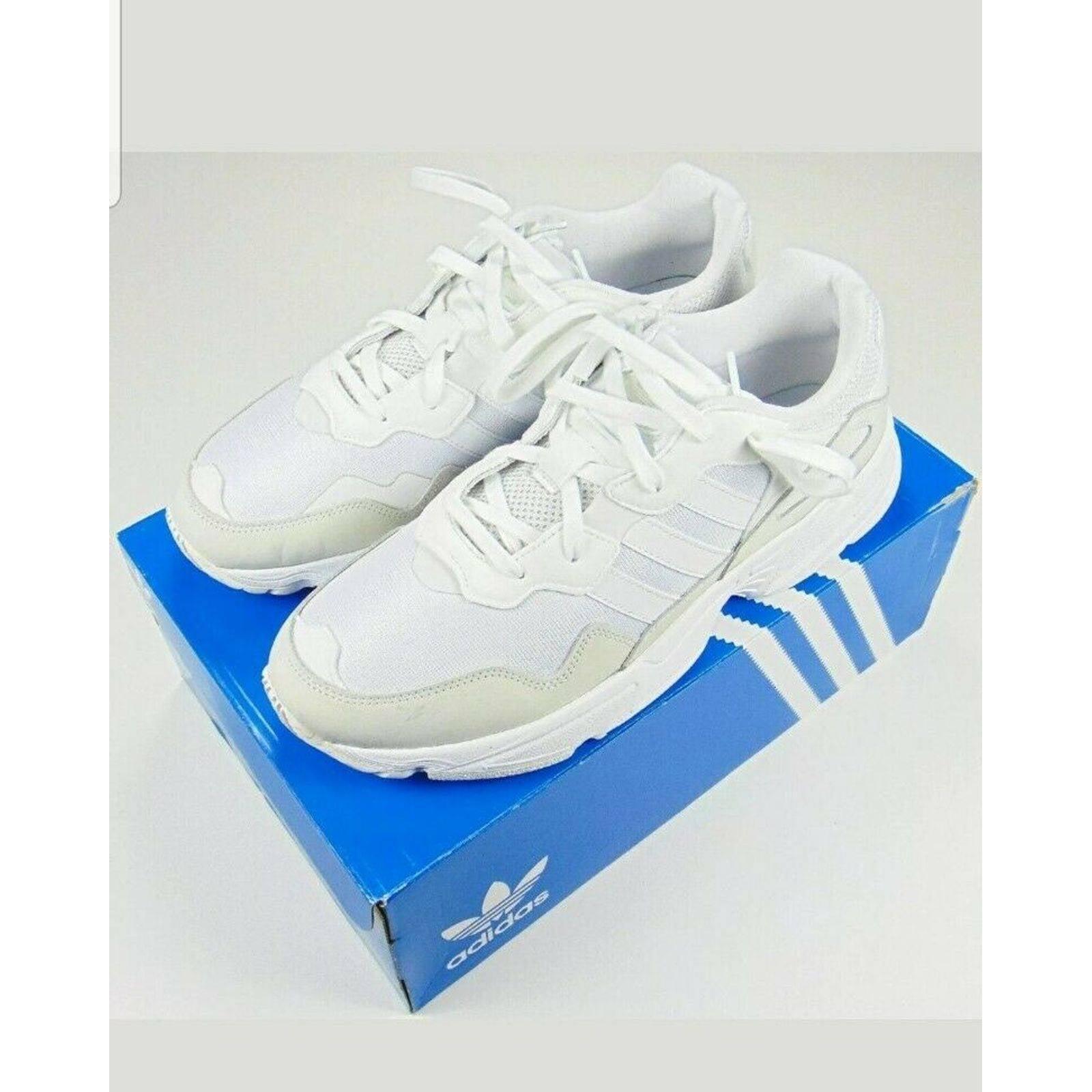 Adidas Yung 96 Cloud White Grey Men 10.5