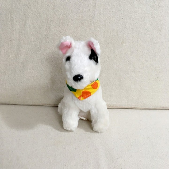 VNTG Bootleg Spuds MacKenzie Plush Dog
