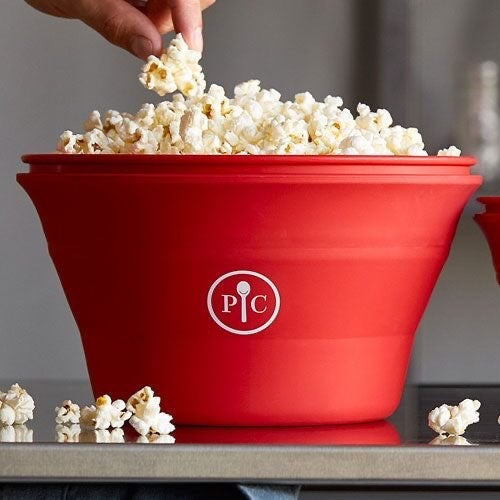 Pampered Chef Family-Sized Popcorn Maker