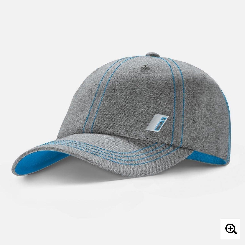 BMW Original i3 i8 Gray Basball Hat Cap