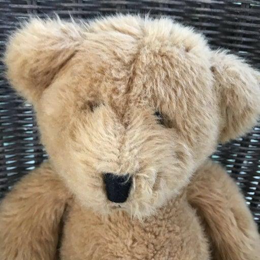 "Russ Teddy Bear Franklin 14"" Weighted"