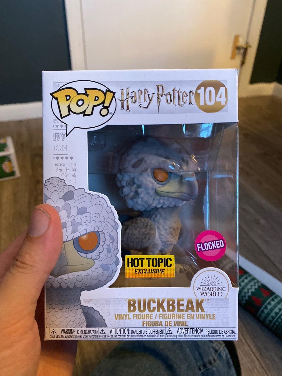 Buckbeak Funko Pop Figure!