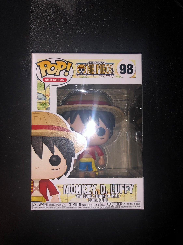 Monkey. D. Luffy funko pop