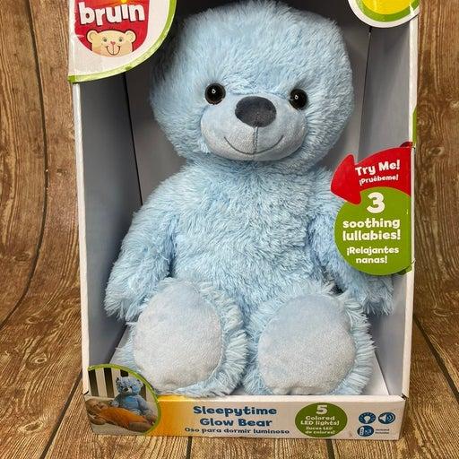 Toys R Us Bruin Light Up Lullaby Bear