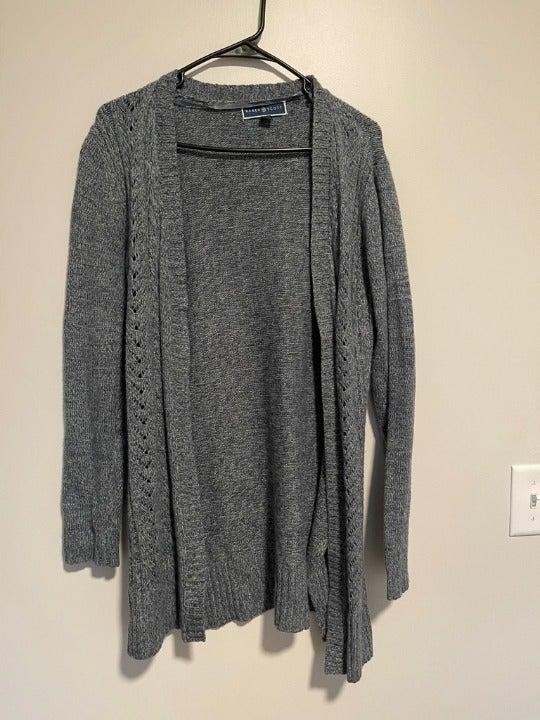 Karen Scott Small Cardigan Sweater