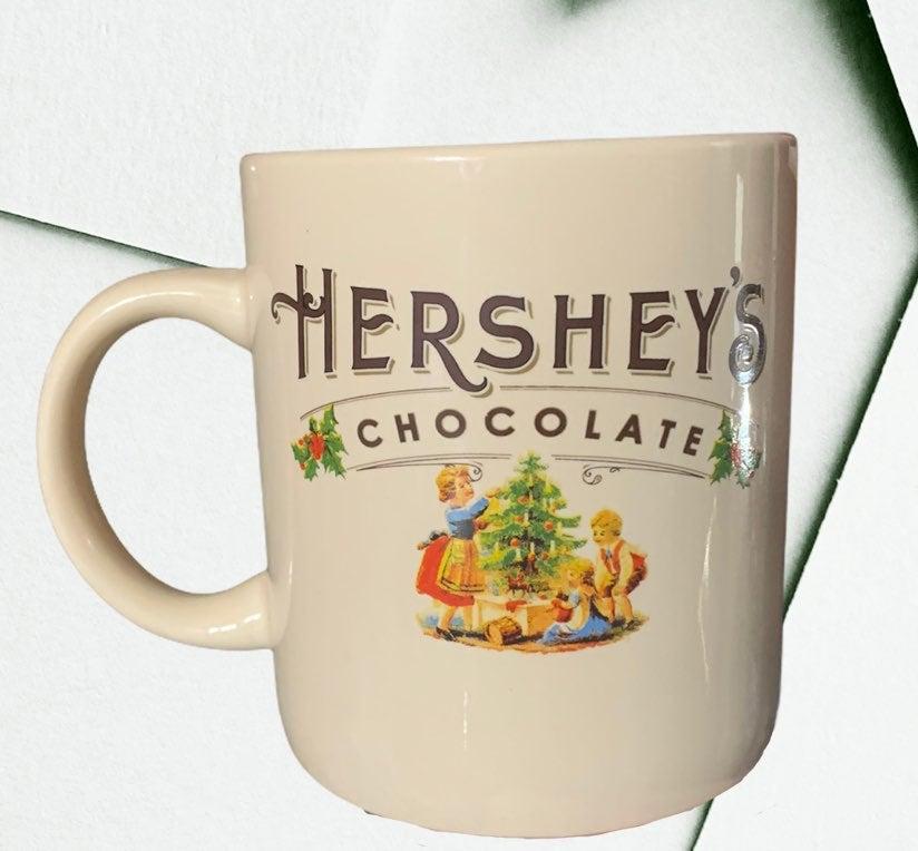 Christmas Hershey Chocolate Coffee Mug