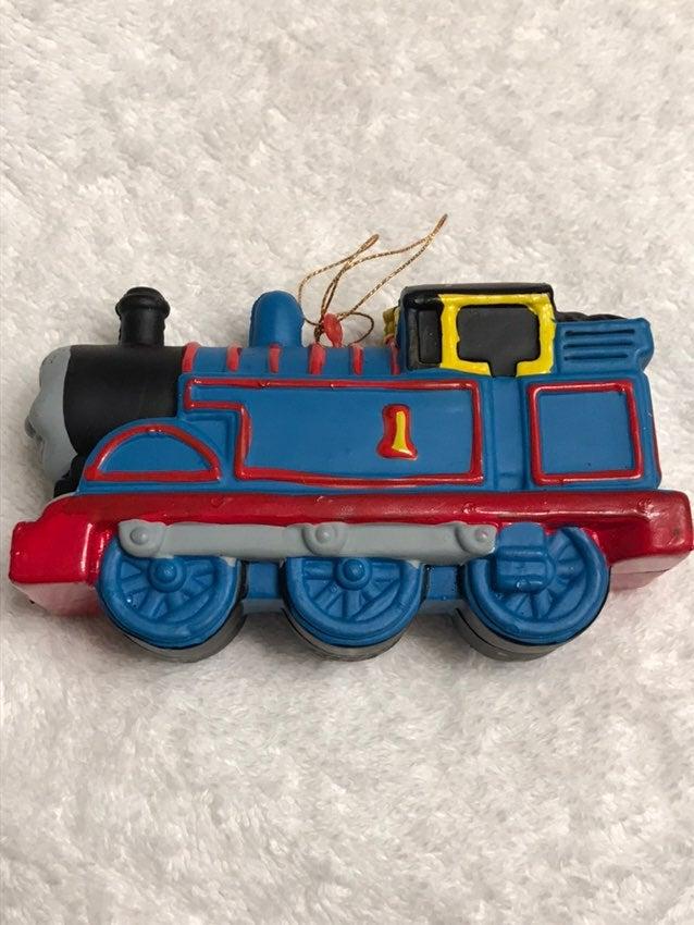 Thomas the Train Chriatmas Ornament