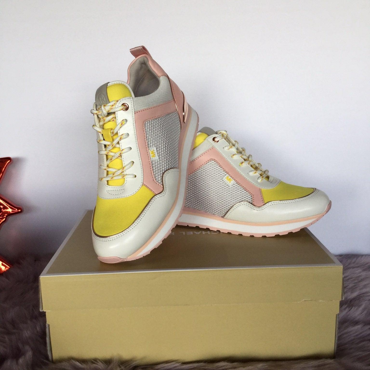 NWT Michael Kors 8.5 W Sneakers