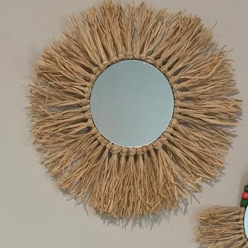 Handmade Boho Mirror
