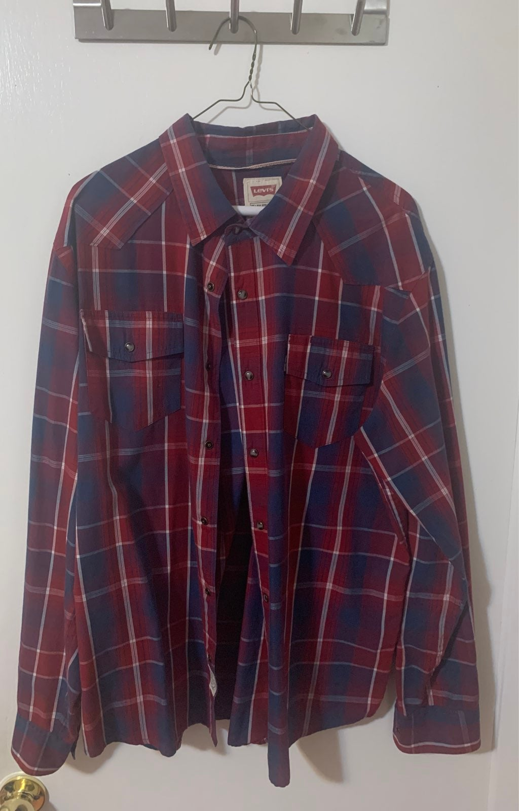 Vintage Levi's Flannel