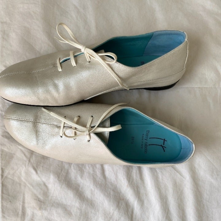 Thierry Rabotin Pearl Lace Up Shoes