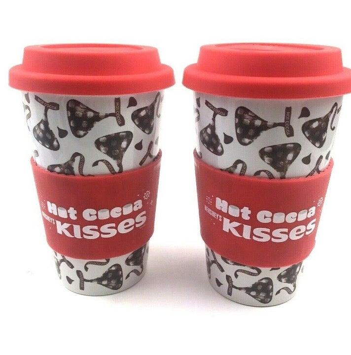 Hersheys hot cocoa kisses travel mug 2