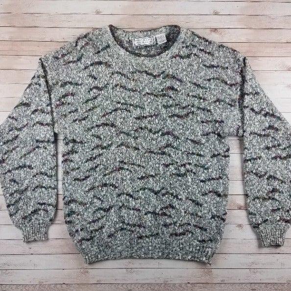 VTG 80s/90s Michael Gerald G-Pa Sweater