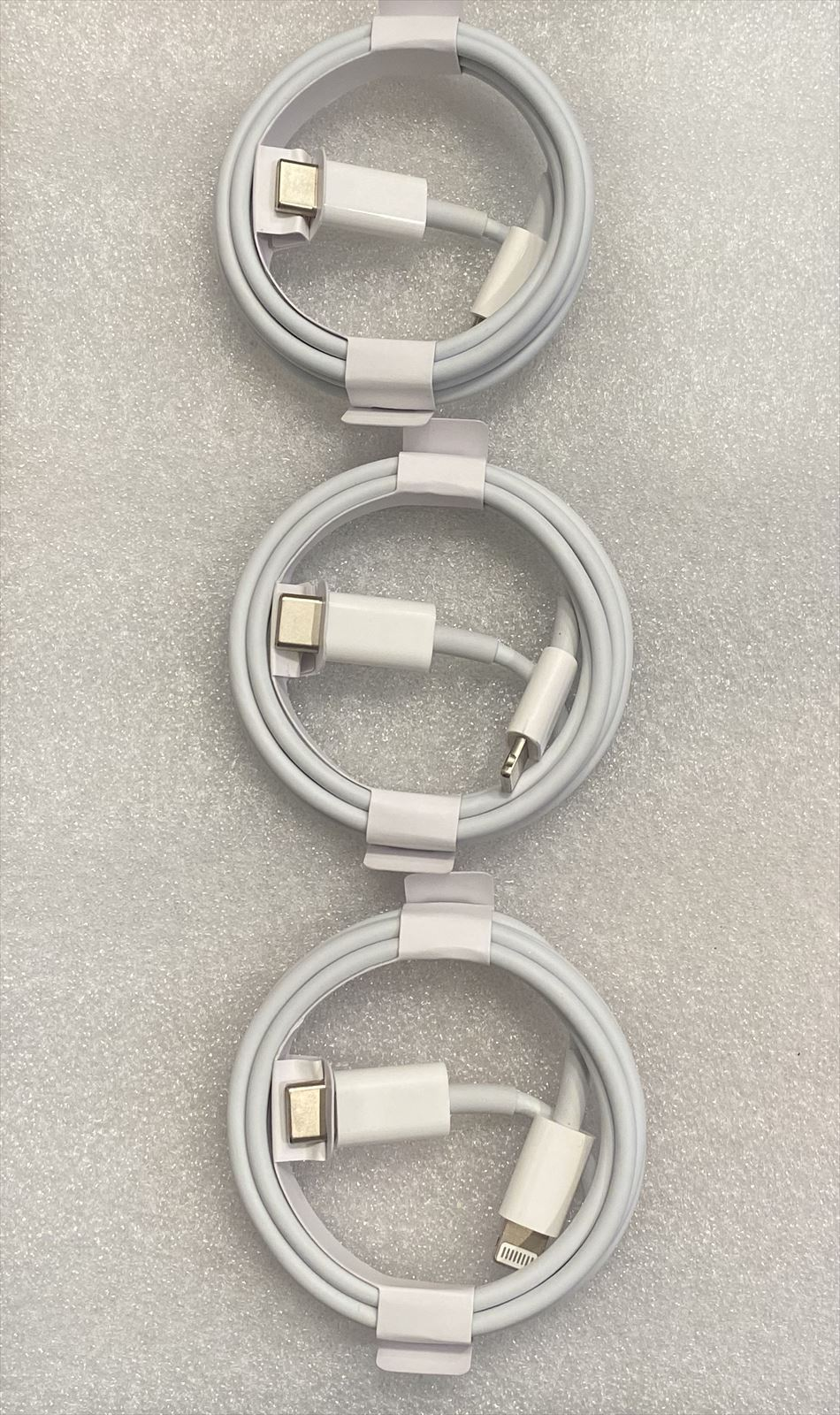NEW 3x 3ft 18w USB-C iPhone Charger