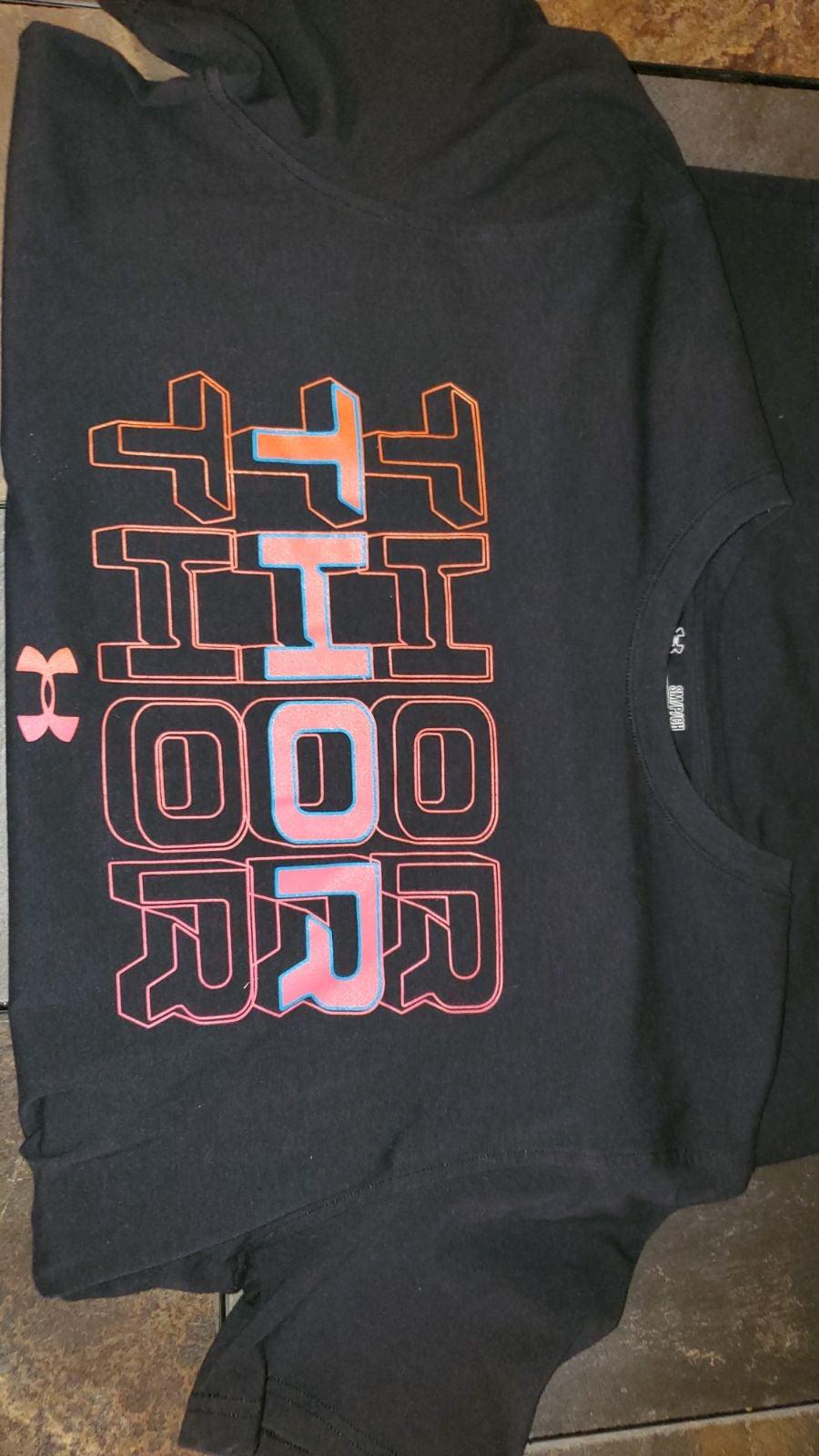 Under Armour thor shirt heat gear