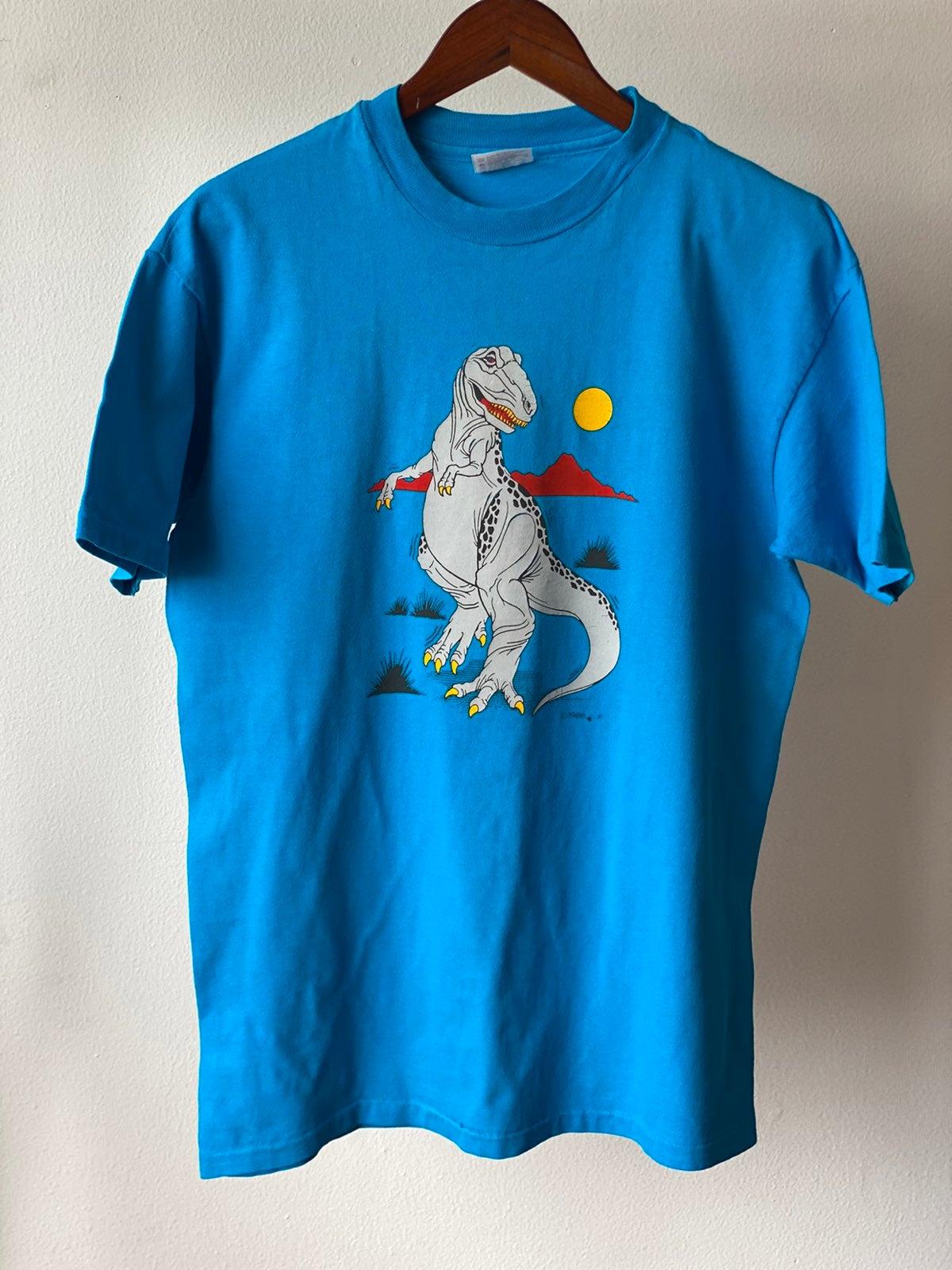 Vintage '86 T-Rex Shirt Sz L