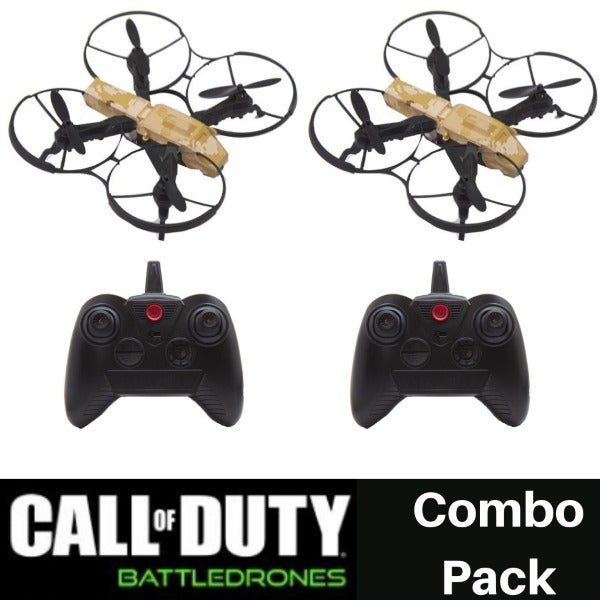 Call Of Duty R/C Battle Drones Combo 2Pk