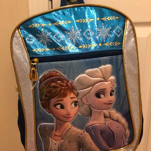 """Frozen 2 - Disney 16"""" Backpack - School"""