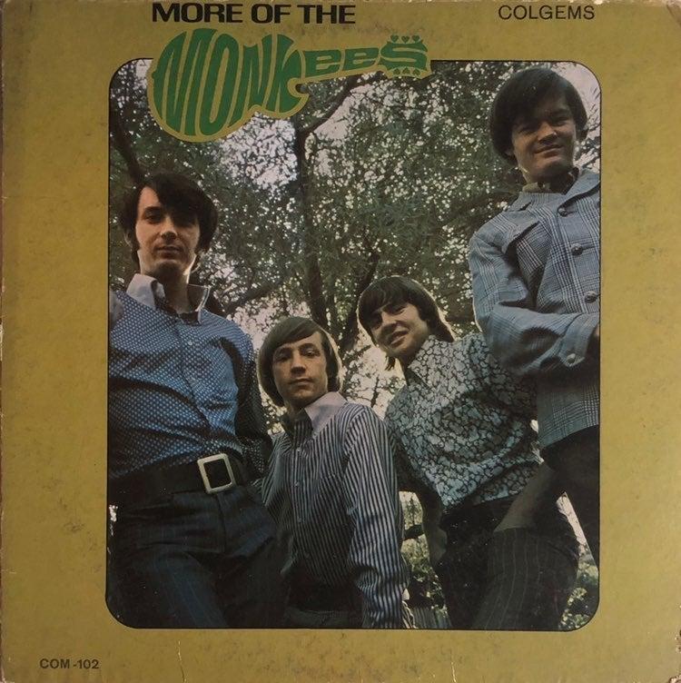 Monkees Vintage Vinyl Record