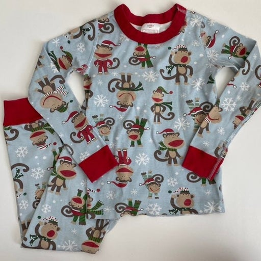 Hanna Andersson Christmas Pajamas 6-7