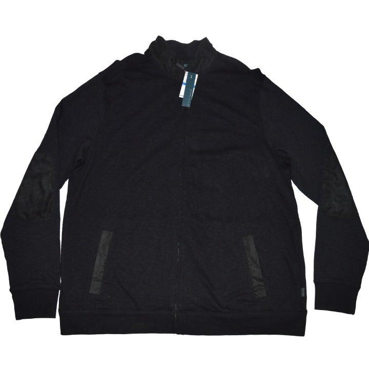 Perry Ellis Big Tall Jacket Shirt XLT
