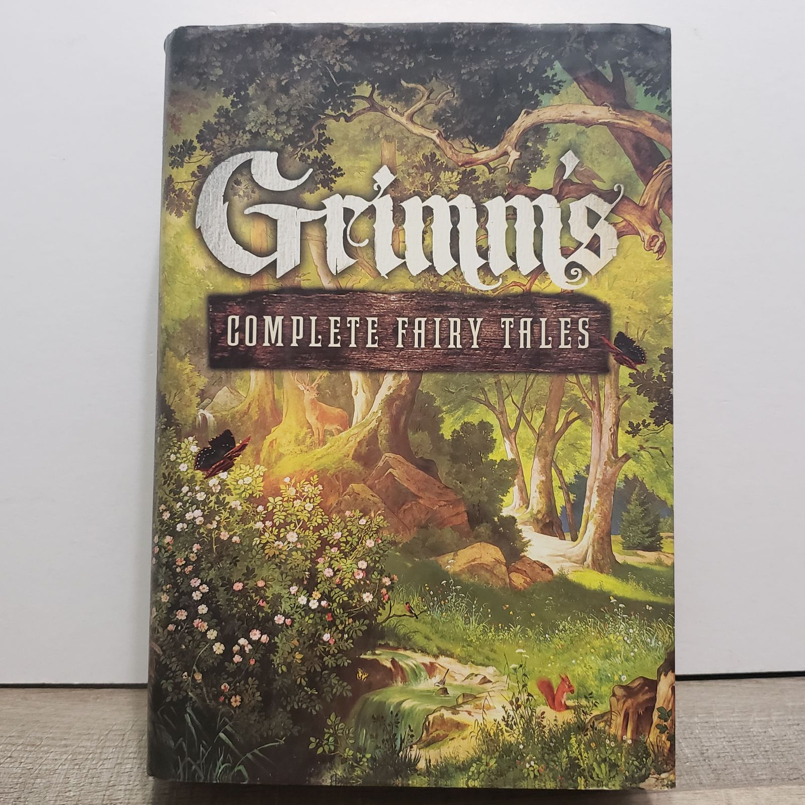 Grimm's - Complete Fairy Tales HC DJ
