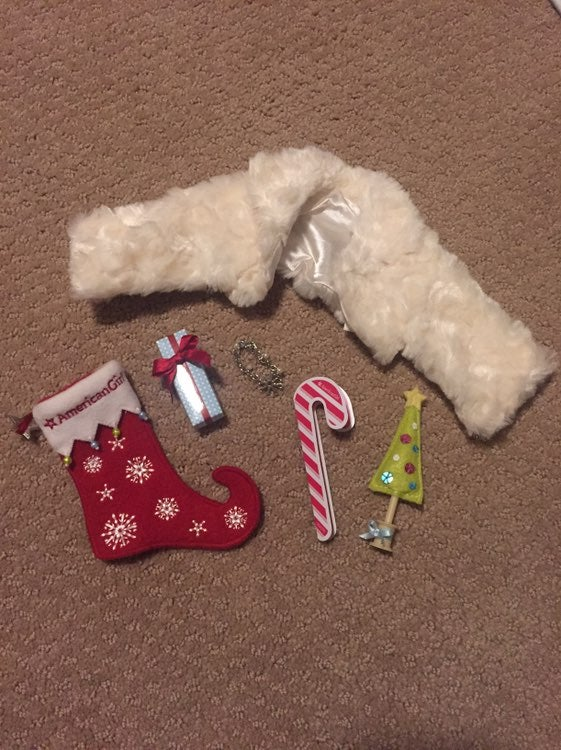 American Girl Doll Holiday Accessories