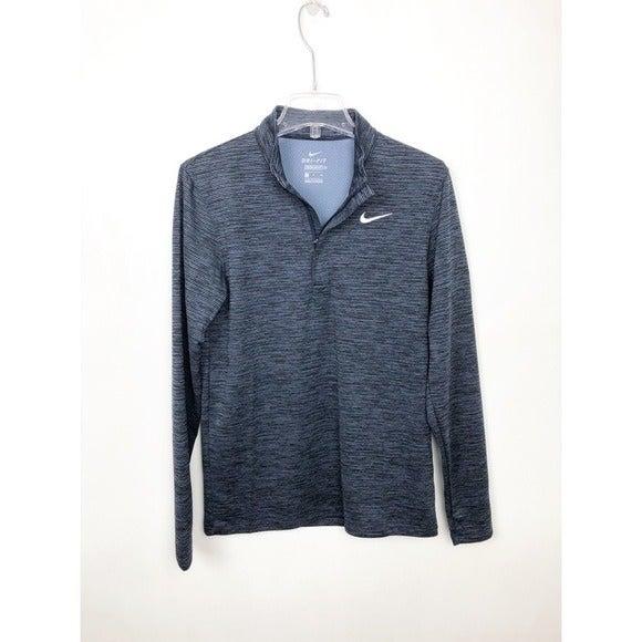 NIKE Golf Dri Fit Half Zip Pullover
